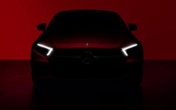 H όψη και η κεντρική κονσόλα της νέας Mercedes CLS