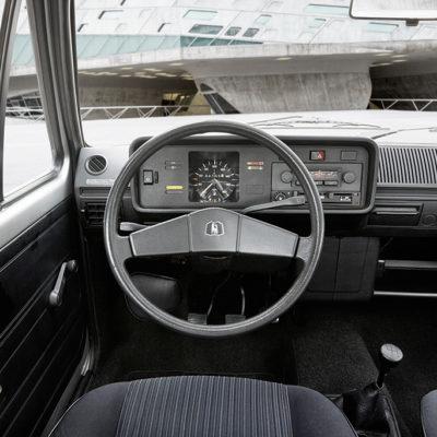 Volkswagen Golf – erste Generation