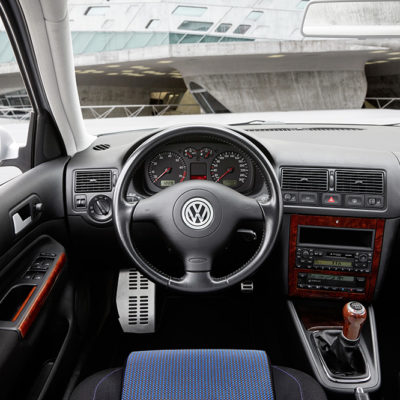 Volkswagen Golf – vierte Generation