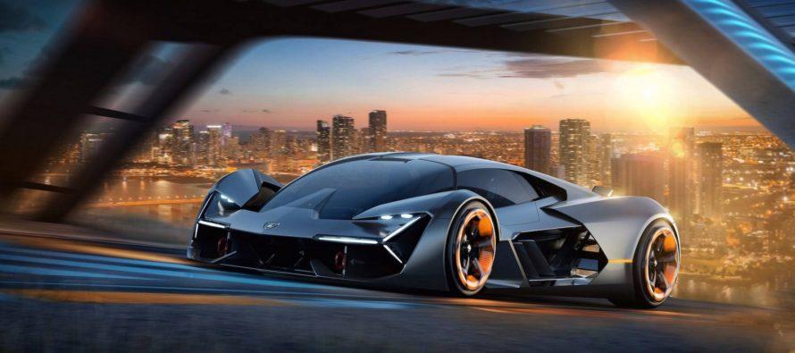 Ταξίδι στο μέλλον με την Lamborghini Terzo Millennio Concept (video)