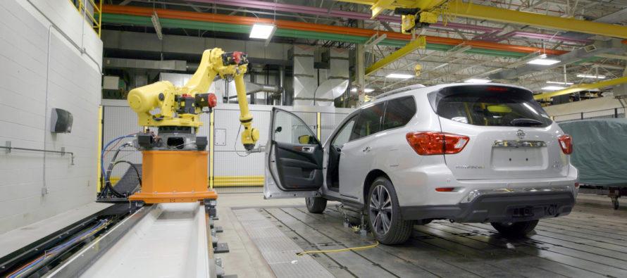 Πώς διασφαλίζει η Nissan την αντοχή στις πόρτες της; (video)