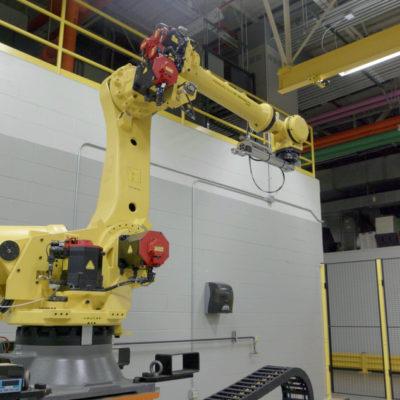 Nissan's door-durability robot