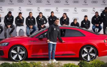 Με αυτοκίνητα της Aυdi κυκλοφορούν οι παίκτες της Ρεάλ Μαδρίτης