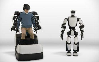 Το ρομπότ της Toyota που κινείται σαν άνθρωπος (video)
