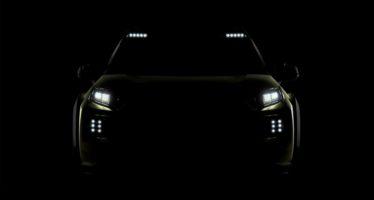 Το νέο Toyota FT-AC βγαίνει λίγο από το σκοτάδι