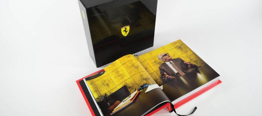 Θα δίνατε 128.000 ευρώ για ένα βιβλίο της Ferrari;