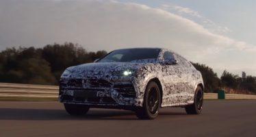 Πώς ακούγεται η νέα Lamborghini Urus; (video)