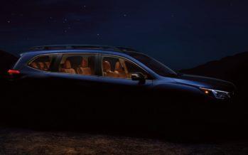 Με τρεις σειρές καθισμάτων το νέο Subaru Ascent