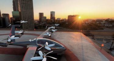 Έρχονται ιπτάμενα ταξί από την Uber και την NASA (video)