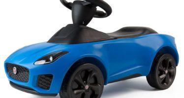 H Jaguar που δε χρειάζεται δίπλωμα οδήγησης (video)