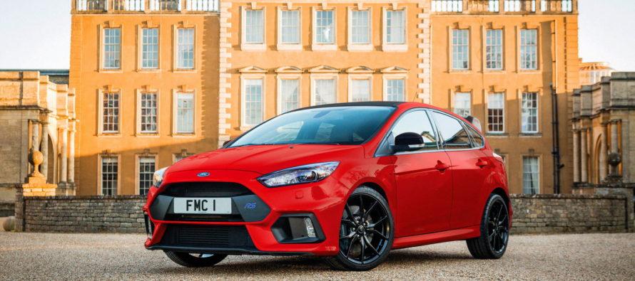 Η χριστουγεννιάτικη έκδοση του Ford Focus RS