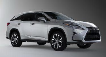 Το Lexus RX τώρα και επταθέσιο (video)