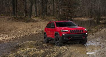 Ανανεωμένο έρχεται το Jeep Cherokee