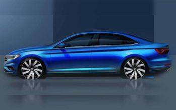 To προφίλ του νέου Volkswagen Jetta