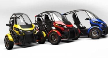 Το εκκεντρικό όχημα Arcimotor SRX