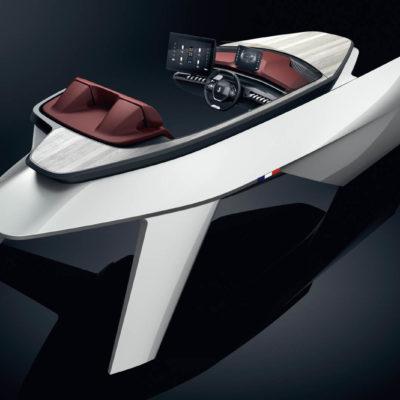 Beneteau Peugeot Sea Drive Concept 001 copy