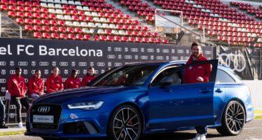 Ποιά μοντέλα της Audi παίζουν στη Ρεάλ Μαδρίτης;