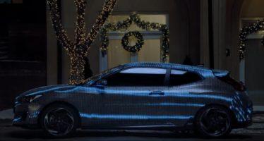 Η Hyundai στόλισε το νέο Veloster (video)