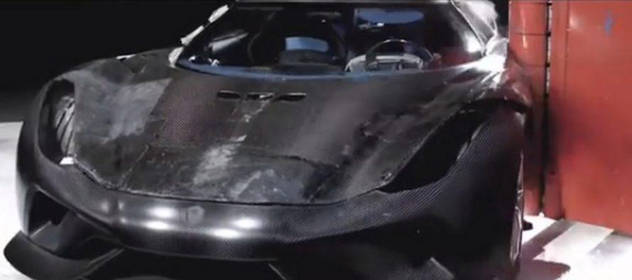 Επιδόσεις αλλά και ασφάλεια από το Koenigsegg Regera (video)
