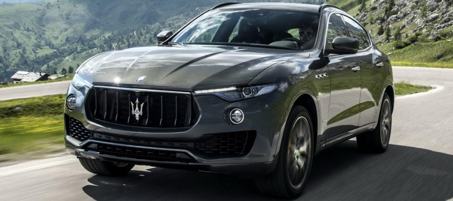 Παύση παραγωγής σε εργοστάσια της Maserati