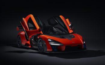 Για αποθέωση η νέα McLaren Senna των 800 ίππων (video)