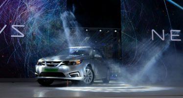 Επιστρέφει ηλεκτροκίνητη η Saab;