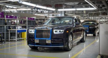 Σε δημοπρασία η πρώτη Rolls-Royce Phantom νέας γενιάς