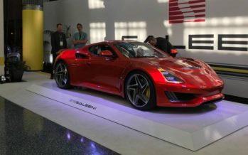 Το νέο αμερικάνικο supercar Saleen S1