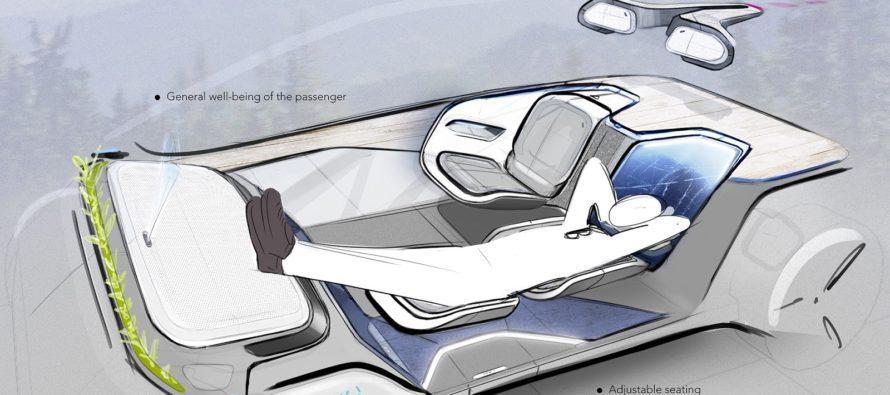 Πώς θα είναι το εσωτερικό στα αυτόνομα Volvo;
