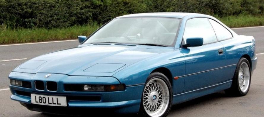 Πωλείται η BMW 850Ci του σουλτάνου