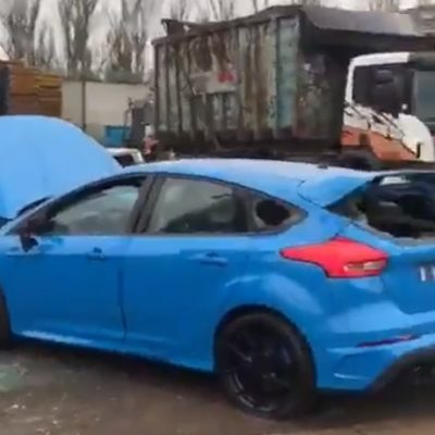 ford-focus-rs-crushed-junk-yard-1