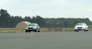 Η BMW M3 ή M4 GTS είναι ταχύτερη; (video)