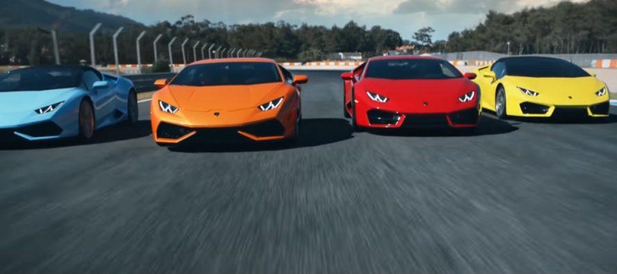 H δυναμική της Lamborghini στα μέσα κοινωνικής δικτύωσης (video)