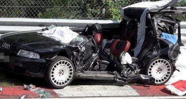 Όλα τα ατυχήματα που έγιναν το 2017 στην πίστα του Νίρμπουργκρινγκ (video)