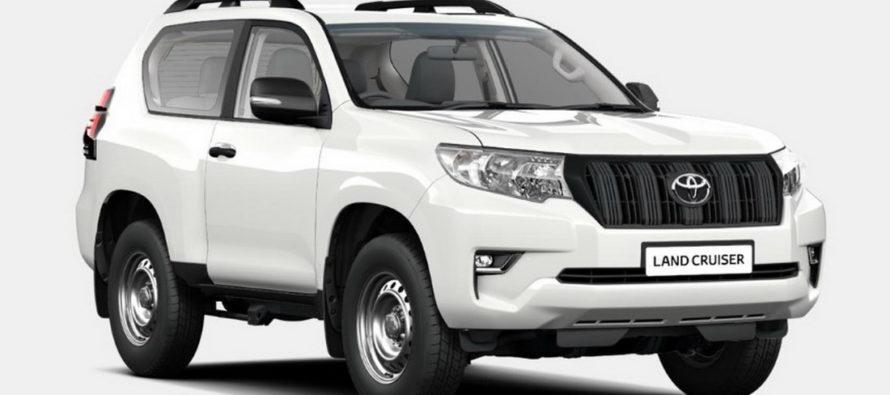 Το σπαρτιάτικο Toyota Land Cruiser