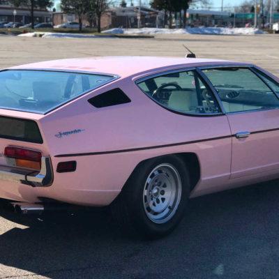 1974 Lamborghini Espada 4