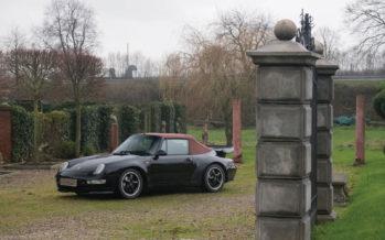 Πωλείται 1 από τις μόλις 14 Porsche 993 Turbo Cabriolet