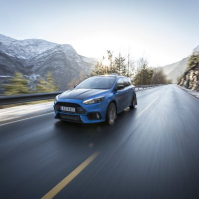 Focus RS Taxi