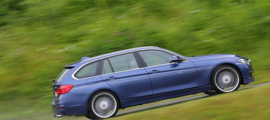 Ποιο είναι το ταχύτερο station wagon στον κόσμο;