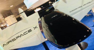 Έτσι θα είναι τα ιπτάμενα ταξί του μέλλοντος (video)