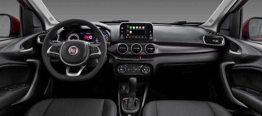 Αυτό είναι το εσωτερικό του νέου Fiat Cronos