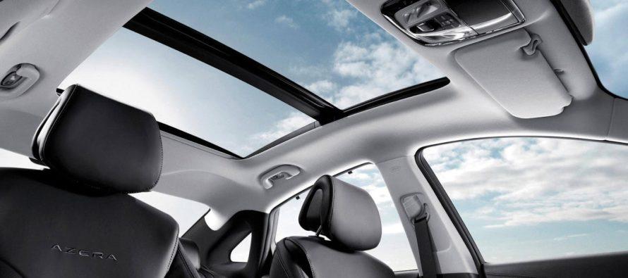 Ο πρώτος αερόσακος οροφής από την Hyundai