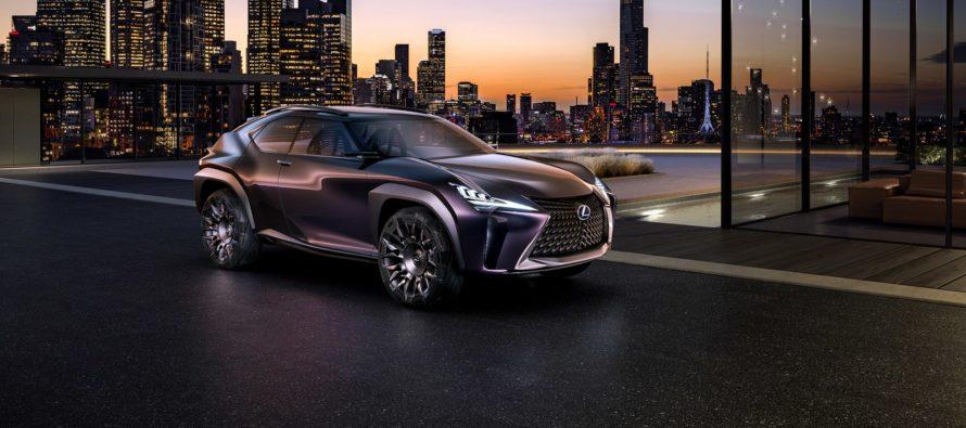Το νέο μικρότερο crossover της Lexus