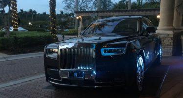 Στα ύψη η τιμή δημοπρασίας της πρώτης Rolls-Royce Phantom