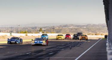 Τα οχτώ ισχυρότερα μοντέλα της Ford στην πίστα (video)