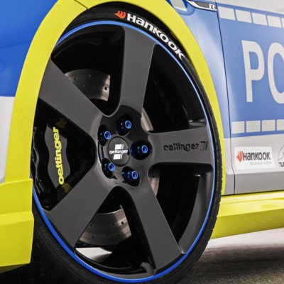 oettinger vw golf r 400 police 02