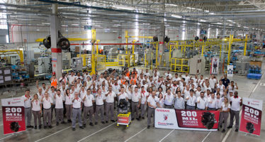 Η Nissan κατασκεύασε 200.000 κινητήρες