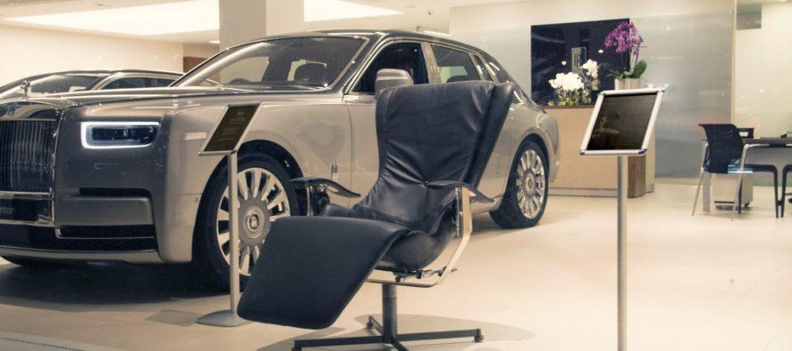 Γιατί η πολυθρόνα της Rolls-Royce κοστίζει 43.000 ευρώ;