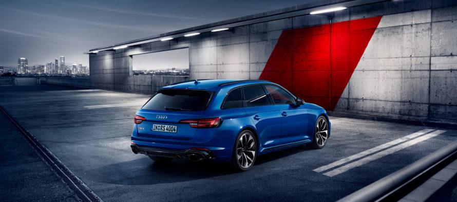 Ακούστε τον ήχο του Audi RS 4 Avant όταν «κρυώνει»…(video)
