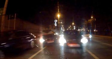 Οδηγός έπαθε κρίση επιληψίας και προκάλεσε ατύχημα (video)